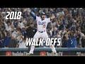 MLB | Walk-Offs of 2018