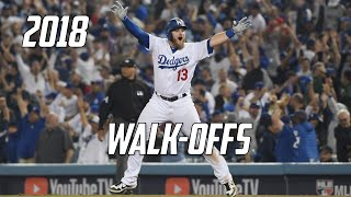 MLB | Walk-Offs of 2018