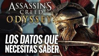 Assassin's Creed Odyssey | Toda la información y Datos QUE DEBES DE SABER sobre el juego