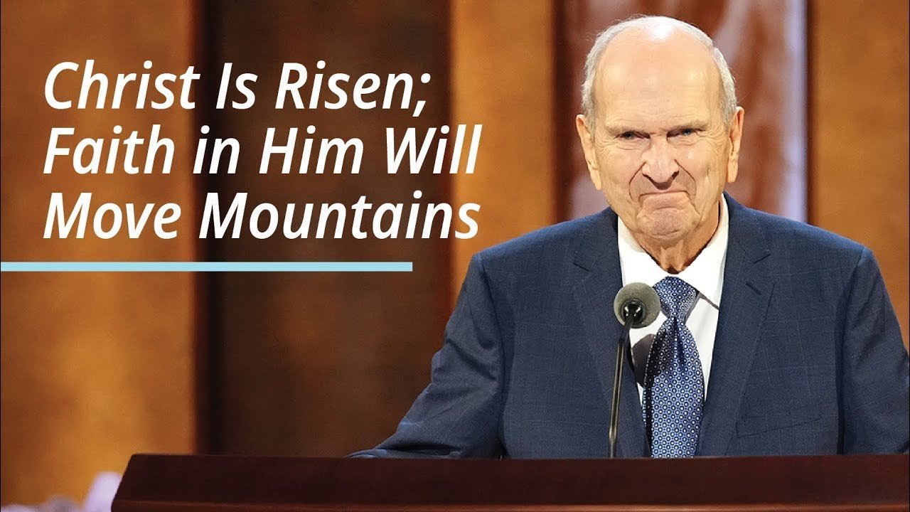 Russell M. Nelson | April 2021 General Conference