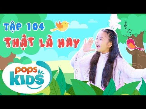 [New] Mầm Chồi Lá Tập 104 - Thật Là Hay | Nhạc thiếu nhi hay cho bé | Vietnamese Kids Song thumbnail