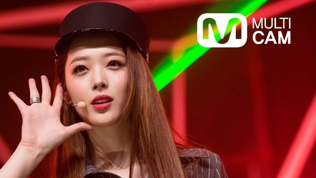 [Fancam] Sulli of f(x)(에프엑스 설리) Red Light @M COUNTDOWN ... F(x) Kpop Red Light