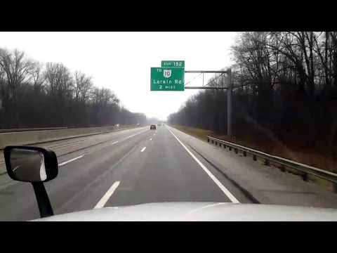 BigRigTravels LIVE! Broadview Heights, Ohio to Morris, Illinois I-80 West-Dec. 22, 2017