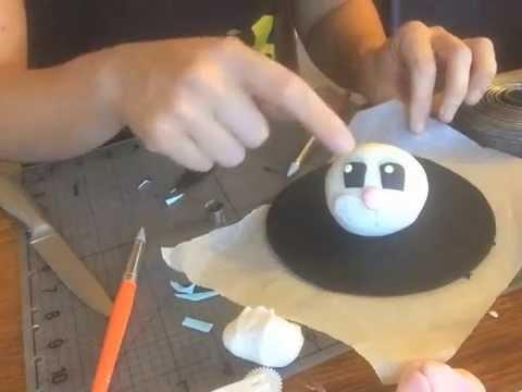 How to make a Magic Cake Topper YouTube
