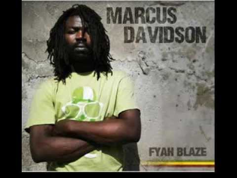 Marcus Davidson - Bad To Di Bone