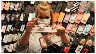 Telefon Kılıfı Alışverişim + Esila ve Cihan'la İstanbul Vlog   ggcoverstore