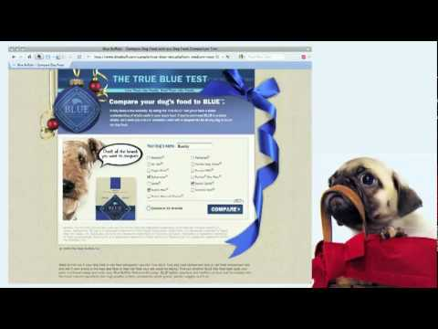 Take the True Blue Test and get $5 off