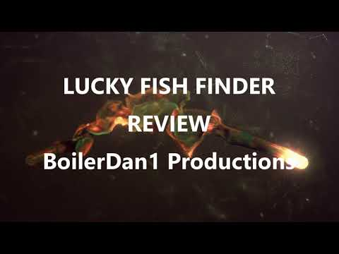 Lucky Fish Finder Review