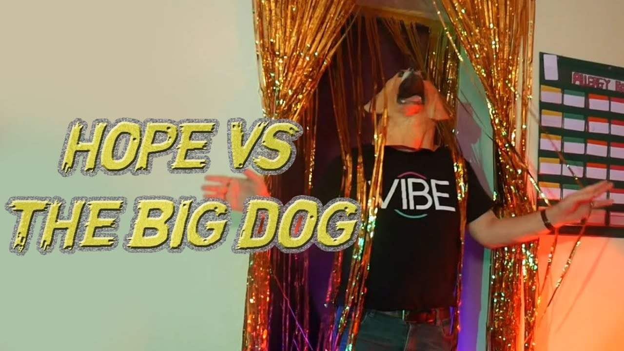 Kitchen Messi: Hope vs The Big Dog [EAT IT OR WEAR IT]