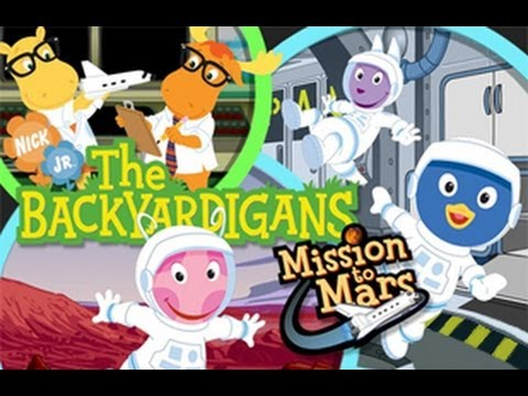 The Backyardigans - Mission to Mars (pt. 3) - YouTube
