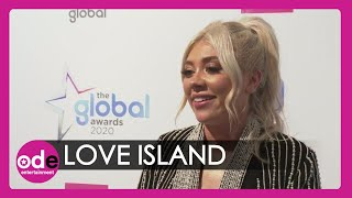 Global Awards: Love Island's Paige Raves About Finn!