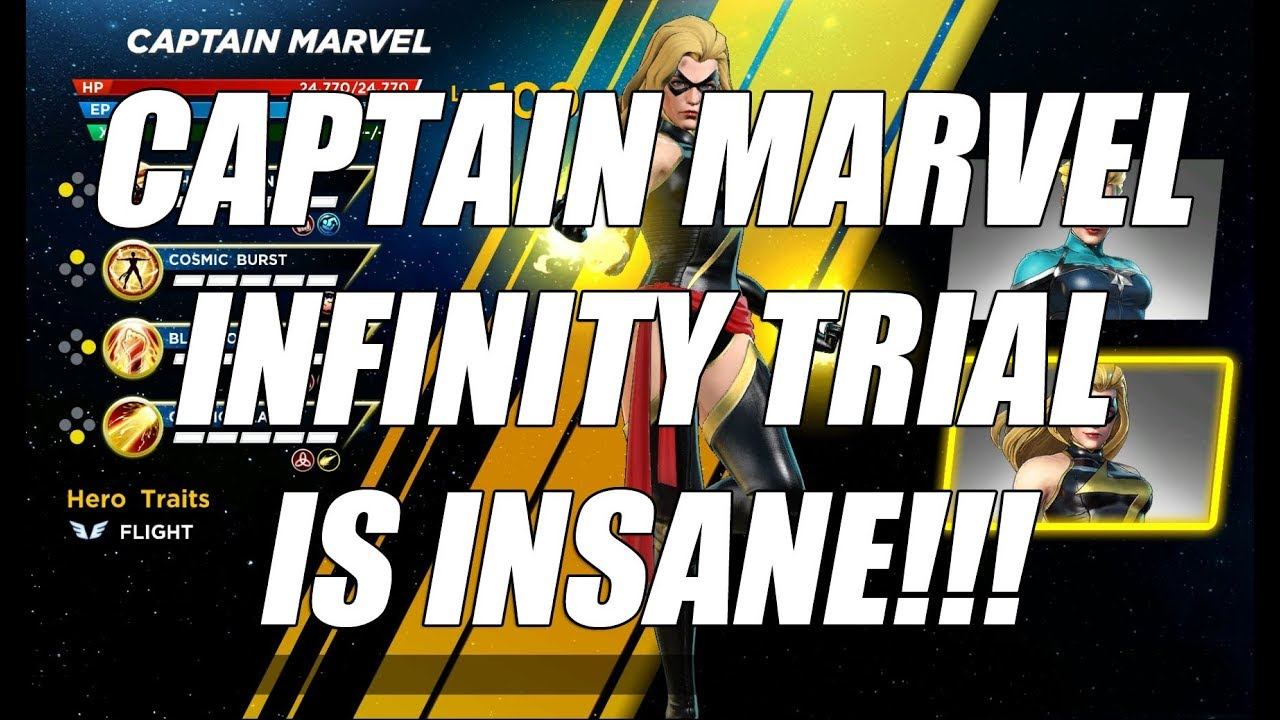 How To 3 Star Captain Marvel Costume Trial Marvel Ultimate Alliance 3 Mua3 Youtube Happy july 4th to all of mighty marveldom! how to 3 star captain marvel costume trial marvel ultimate alliance 3 mua3
