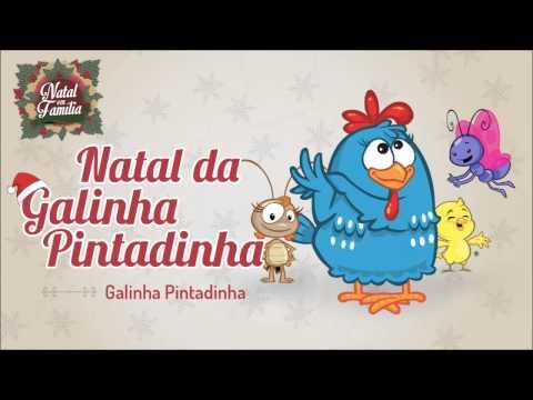 Galinha Pintadinha - Natal Da Galinha Pintadinha - (Natal Em Família)