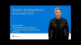 Node.js development in Azure with Visual Studio Team Services