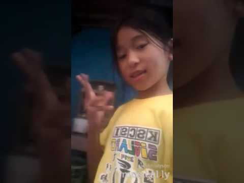 Ugliest Musical.ly girl ever