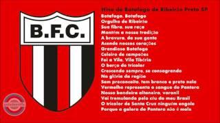 "Hino Botafogo SP ""Pantera da Mogiana"""