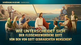 Christlicher Film | Entrückung in Gefahr Clip 8