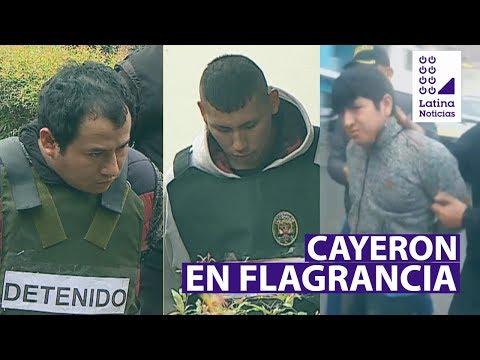 #90Mediodía (19-6-19) Capturaron a 'Los Marcas del Cono Sur'
