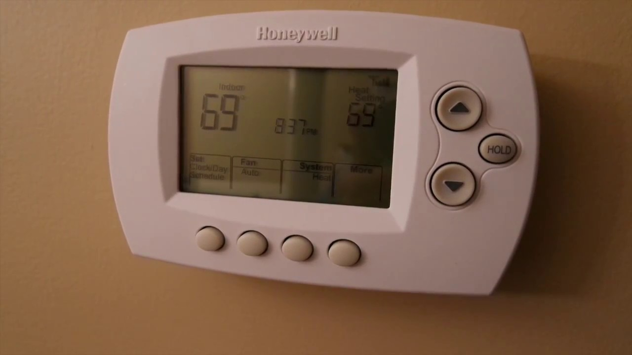 Your Home Honeywell Thermostats