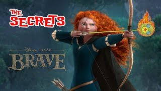 Everything You Missed in Disney's Brave (Easter Eggs)