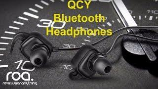 QCY QY12 Бездротові Bluetooth-Навушники. Я знайшов для себе Ідеал!) Розпакування і думка.