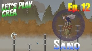 Let's Play Crea Ep. 12 - The 1st Boss, Sano