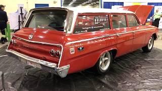 COOL! 1962 Chevy Bel Air Wagon (Impala)