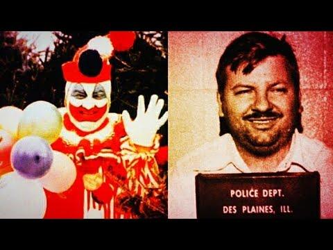 "John Wayne Gacy-  ""Pogo"" the Killer Clown"