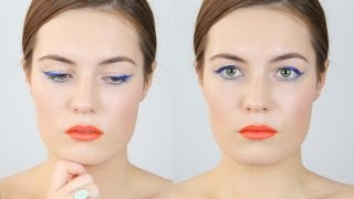 Bright Summer Makeup Tutorial Thumbnail