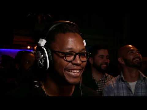 Street Fighter 5: Lupe Fiasco vs Daigo Umehara Exhibition - Mad Catz V Cup