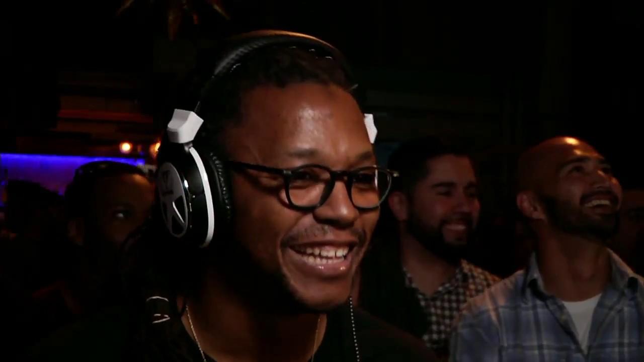 Street Fighter V: Lupe Fiasco vs Daigo Umehara Exhibition