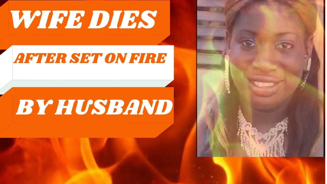 Jamaican Woman Set Ablaze by Her Husband | Wife is Dead