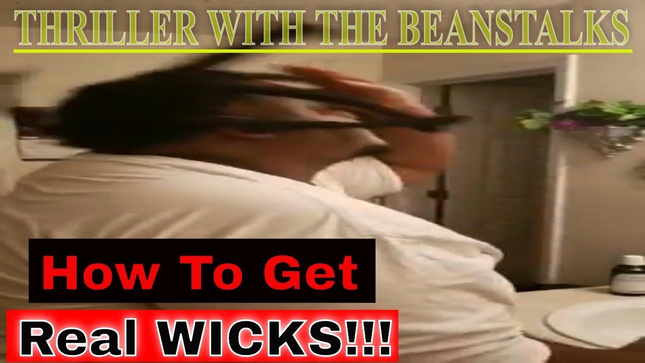 freeform wicks  The best dreads wicks freeform thick locs Video #5 - YouTube
