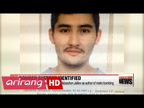 Kyrgyztan native identified as bomber of Russian metro