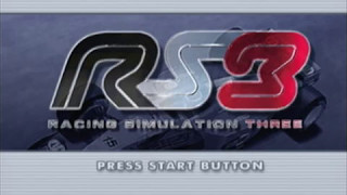 Racing Simulation 3 (PS2) - Main Menu (OST)