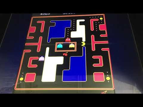 RedBull PAC MAN Arcade Maxhine ( Halloween Day Upload)