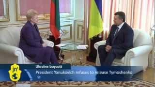 Ukrainian Government Derails Euro 2012: Championship Boycott over Yulia Tymoshenko