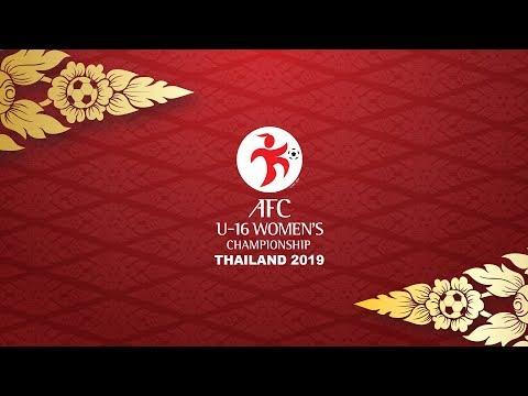 AFC U16 Women's Championship Thailand 2019 - M10 Australia Vs Bangladesh