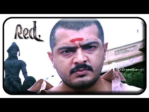 Red Tamil Movie | Scenes | Ajith gets back the lost money | Priya Gill | Raghuvaran | Deva