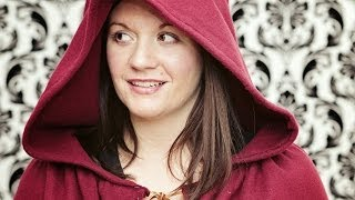 How to sew a Fast Hooded cape