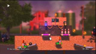 Crazy Machines Elements (PS3) Gameplay