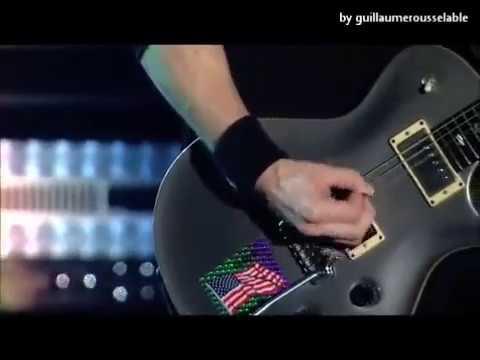 Alter Bridge -Guitar Battle Myles Kennedy and Mark Tremonti Live at Wembley