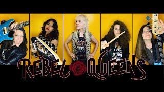 Rebel Queens - Thunderstruck (cover)