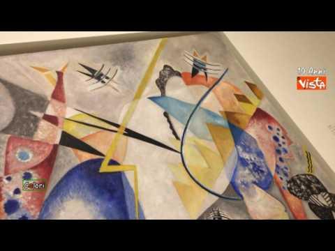 Colori 1 Minuto_Kandinsky, la collezione del Guggenheim di New York