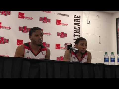 RWRC RADIO Post-Game Interview W/Ty Cockfield & Rashad Lindsey