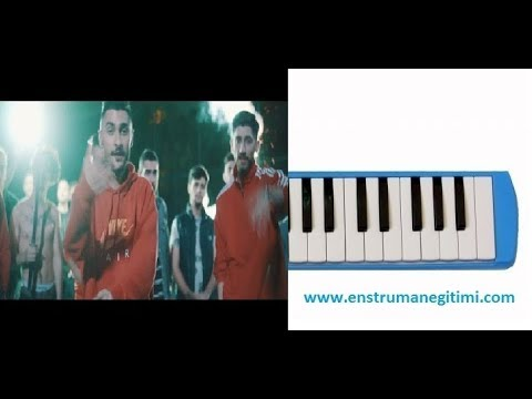 Melodika Eğitimi - Canbay ve Wolker Elbet Bir Gün Melodika Cover