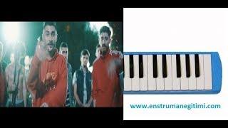 Melodika Eğitimi - Canbay ve Wolker Elbet Bir Gün Melodika Cover Video
