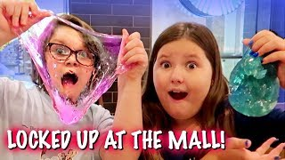 MY BFF IS BACK!!!!! & WE GOT LOCKED UP AT THE MALL! OMG!