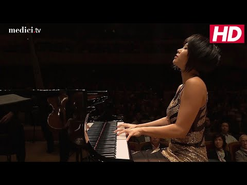 Valery Gergiev and Yuja Wang - Brahms: Piano Concerto No. 2