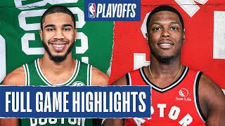 Toronto Raptors vs Boston Celtics | August 30, 2020